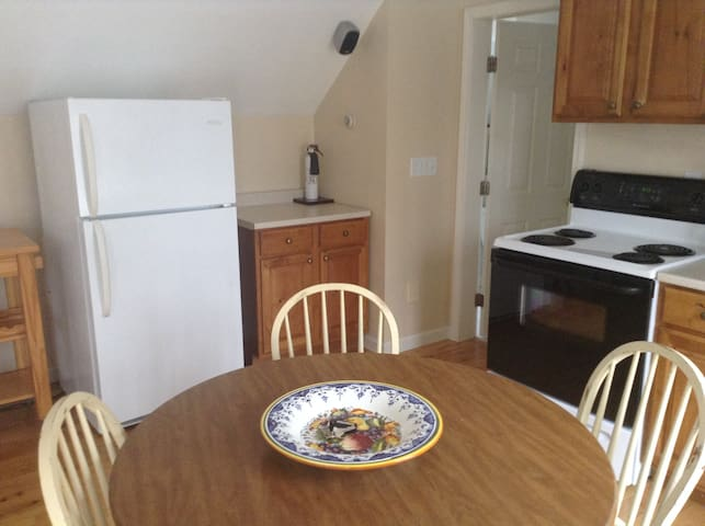 Sunny, and inviting riverfront apartment - York - Leilighet