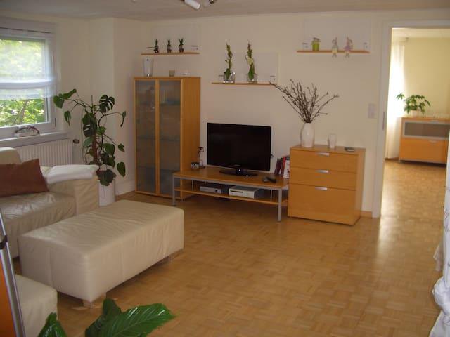 Moderne, gemütliche Wohnung bei Europapark Rust - Schwanau, Baden-Württemberg, DE - Departamento