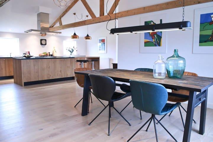 Spacious 125m2 country apartment near Den Bosch - Den Dungen - 公寓