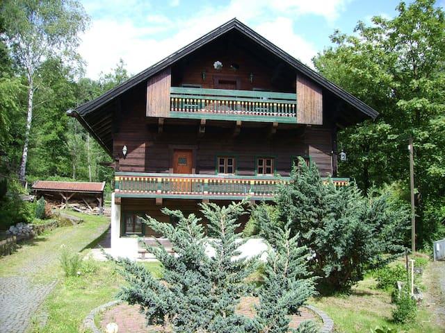 20 % Rabatt bei einem Aufenthalt ab 5 Tagen - Aicha vorm Wald - Appartement