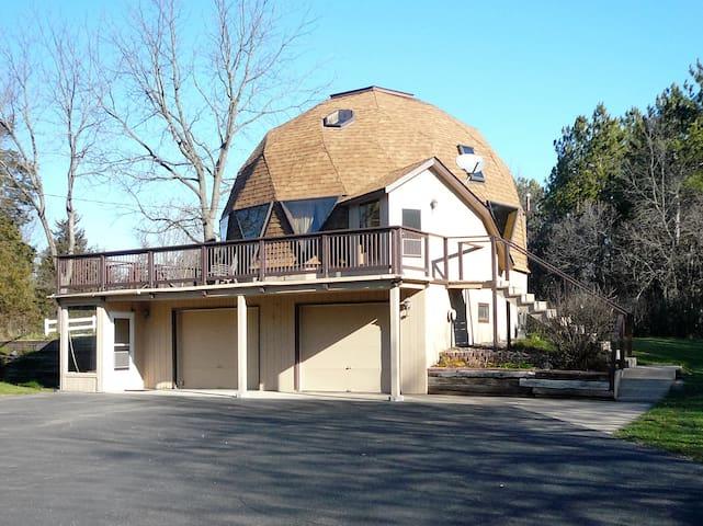 Dome Sweet Dome - Afton - Ev