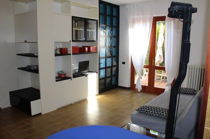 Grazioso trilocale con spazio esterno in centro - Numana - Appartement