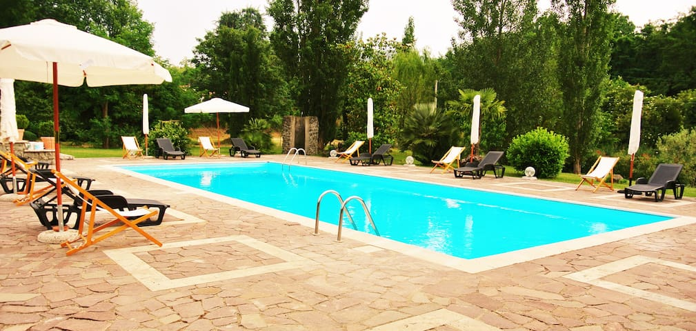 Amazing villa with pool close to Rome - Grottaferrata - Вилла