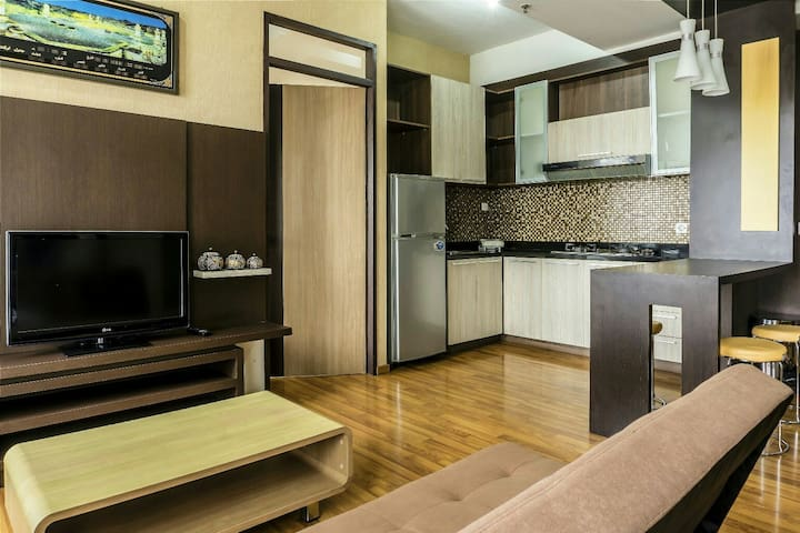 High Livin' Apartment 3 Bedroom - Bandung - Wohnung