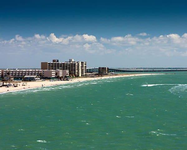 Great Beach Front Gateway - Корпус-Кристи - Квартира