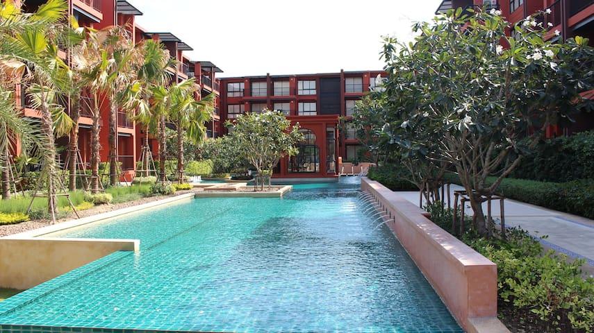 Beautiful cozy condo fully equipped - Tambon Hua Hin - Leilighet