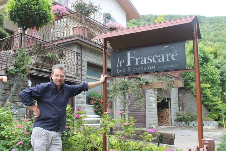 Le Frascare B&B - La Cà