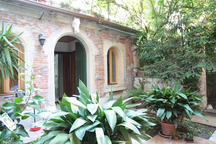 Centro storico immerso nel verde - Verona - Apartemen