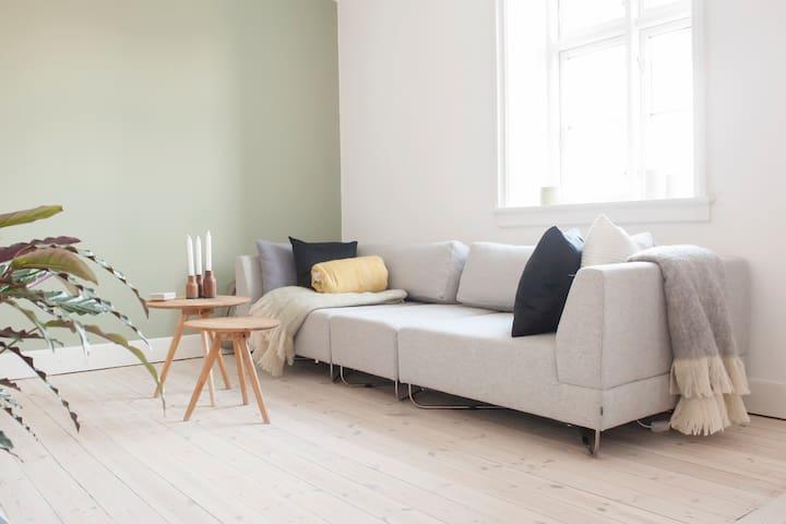 Lovely apartment in Vanløse - Kopenhaga - Apartament