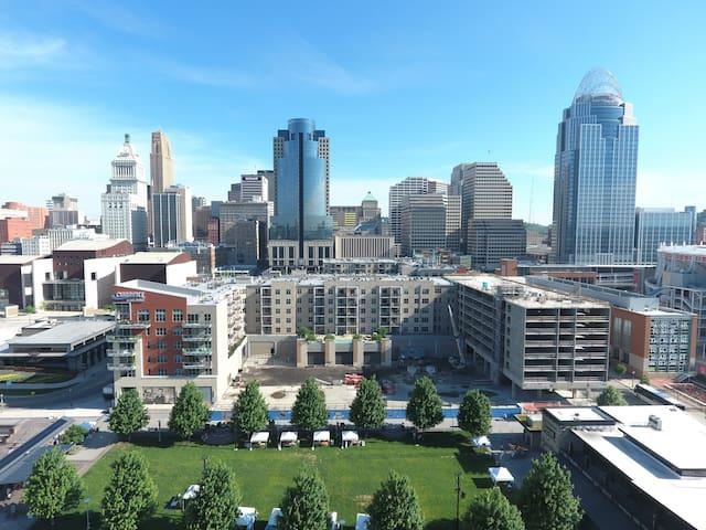 Current At The Banks - Cincinnati - Apartamento