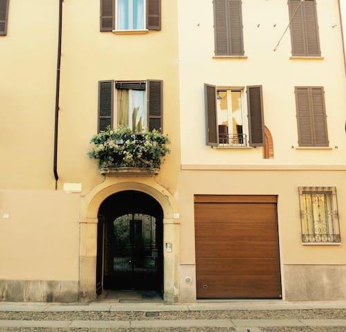la casa bianca al san michele - Pavia