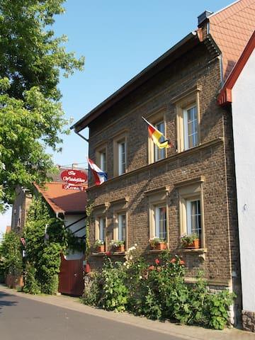 """Ferienwohnung """"Im Weinhöfchen"""" - Rümmelsheim - Condo"""