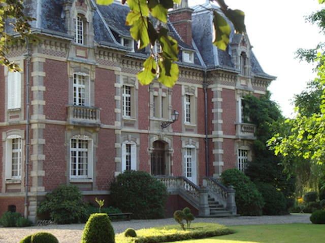 """Villa """"Les Prés"""" Chbr avec douche - Criel-sur-Mer - Bed & Breakfast"""
