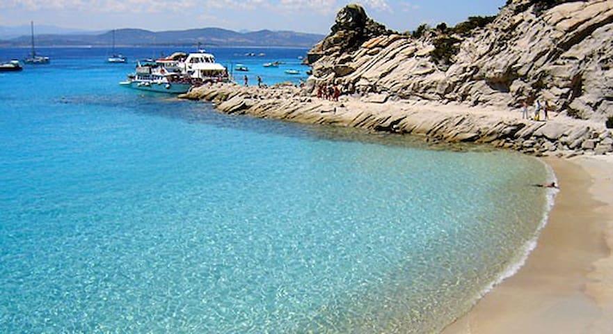 Bilocale Porto Rotondo con piscina - Porto Rotondo - Appartement