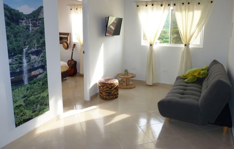 Apartamento para descansar /Lovely flat in San Gil - San Gil - Leilighet