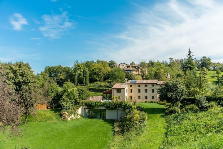 Luxury Relax Villa Asolo Golf (Full House) - Cavaso del Tomba - Ev