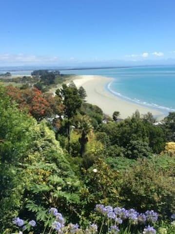 Luxury Bungalow with Sea Views. - Nelson - Talo