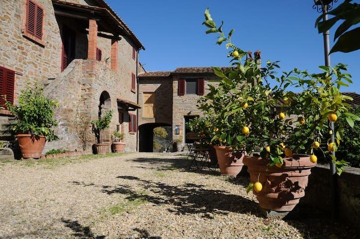 "Organic farmhouse near Florence6""Coppaia1"" - Vinci - Apartamento"