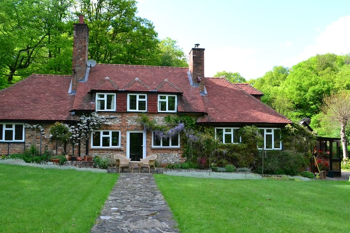 Large cottage, near Henley-on-Thames - Oxfordshire - Huis