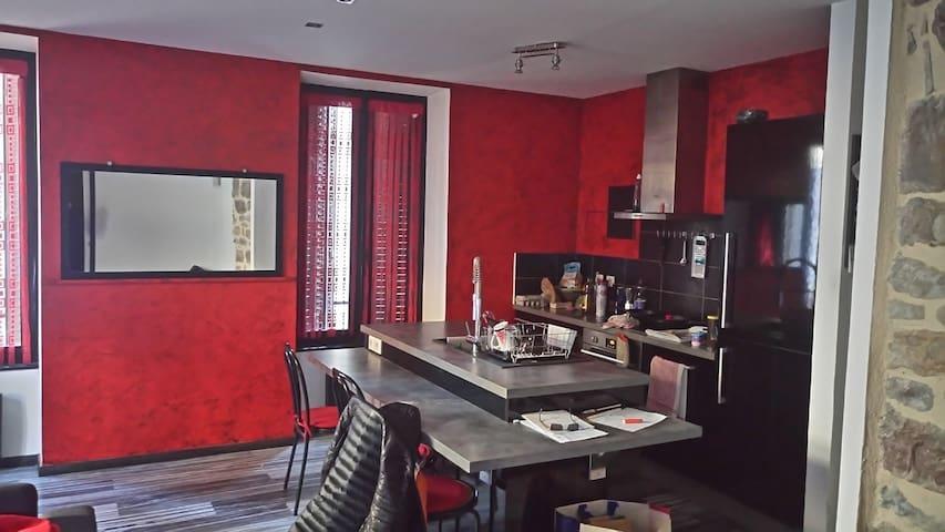 appartement espalion - Saint-Côme-d'Olt - Appartement