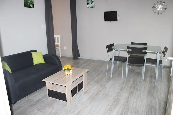 Gîte Boucou, location meublé  - Buanes - Leilighet