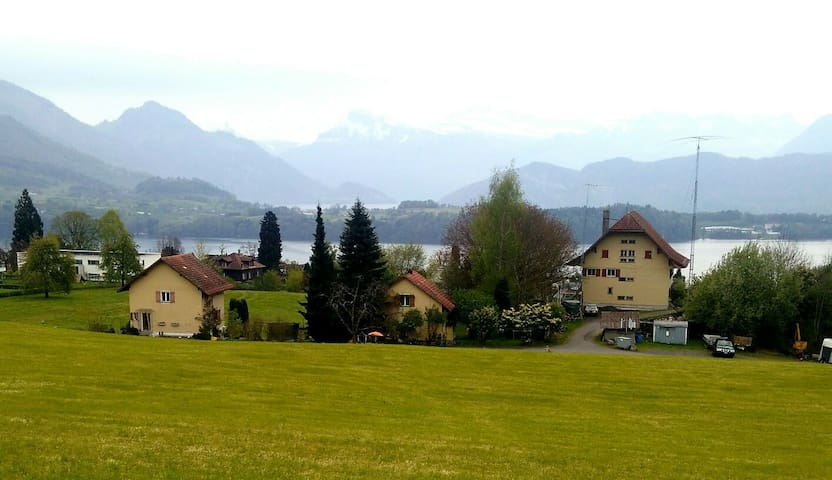 Old authentic farm house between Rigi and Pilatus - Meggen - 獨棟
