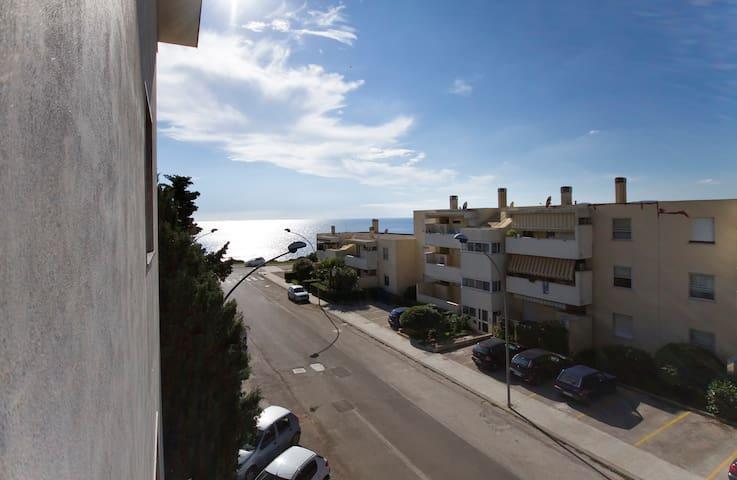 Cosy Apartment 50mt from the sea!! - Fertilia - Lägenhet