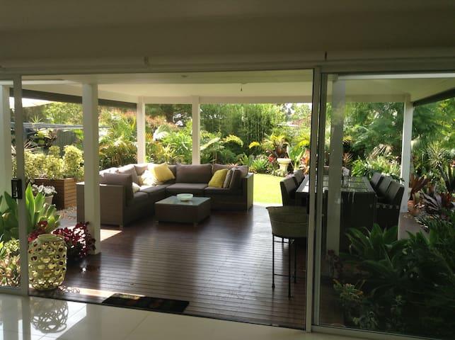 Tropical Oasis - Miranda - Maison
