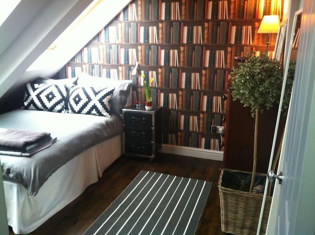 Albury Road, (Loft Bedroom), NE2 - Close to City - Newcastle upon Tyne - Stadswoning