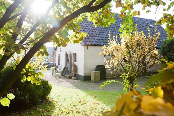 Heerlijke cottage op de Veluwe - Vaassen - Kulübe