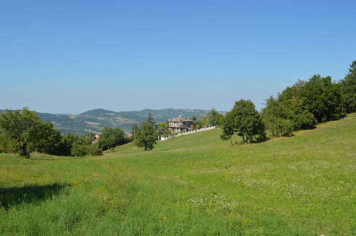 Piacenza -Rural paradise - recharge your soul! - San Michele - Appartement