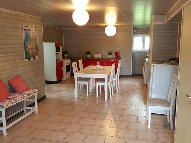 Gîte du moulin de Bois Coûtant - Vivonne - Appartement