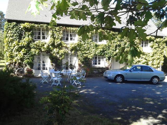 Maison de vacances en Brocéliande. - Paimpont - Casa