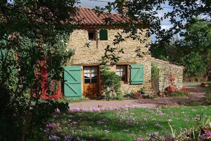 Maison de campagne - Bournezeau - Alojamento ecológico