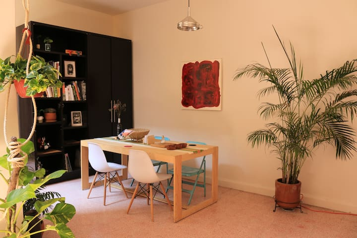 Patio House in Roma Norte - Ciudad de México - Appartement