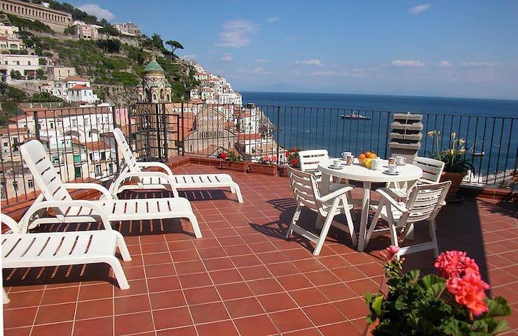 casa mareluna - Amalfi - Rumah