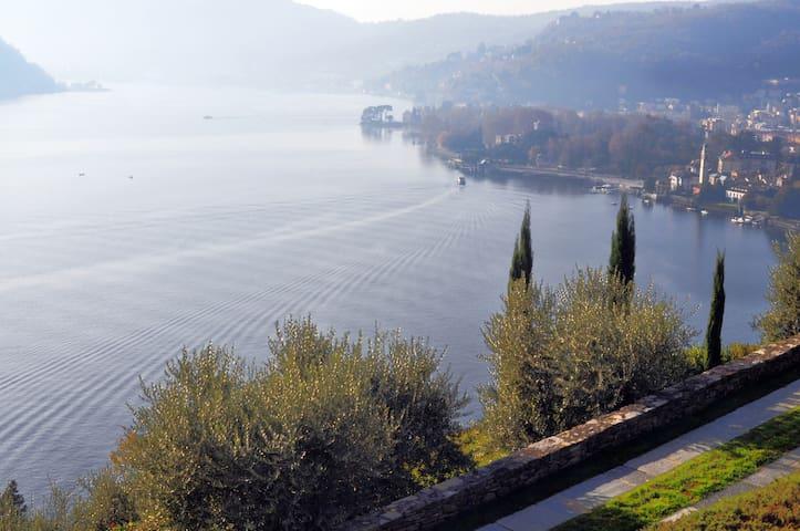 B&B La Cassinella La terrazza sul Lago di Como - Cernobbio - 家庭式旅館