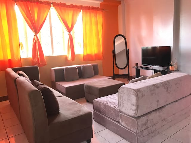 2-Bedroom Apartment Best for Group and Family - Baguio - Apartmen