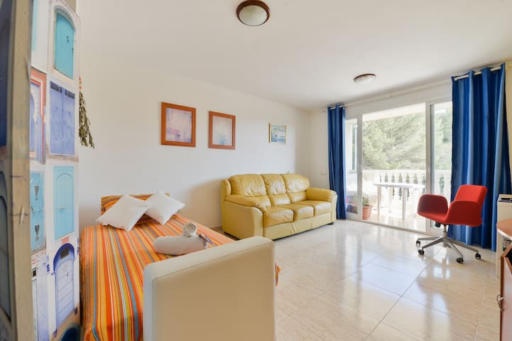 Cozy Bed close to the Beach/ City in Santa Eulalia - Santa Eulària des Riu - Apartmen