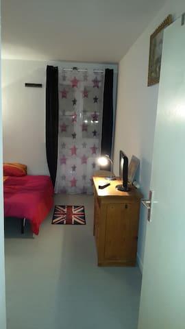 Private room privative Paris - Paris  - Huoneisto