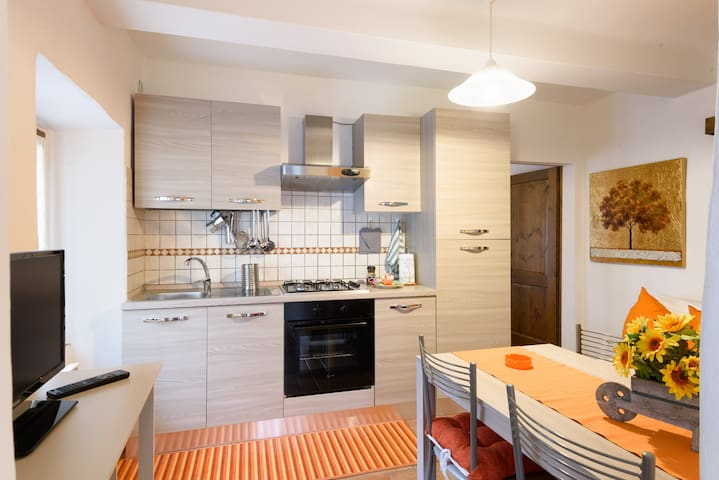 Casa Pieralli nel Chianti Storico - Gaiole In Chianti - Apartament