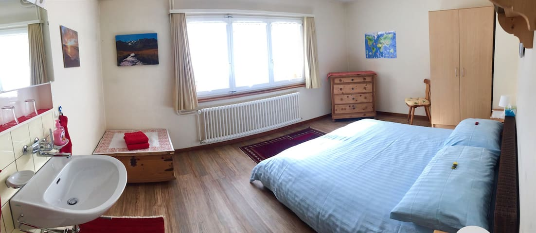 2-room-apartment with terrace - Davos - Lägenhet