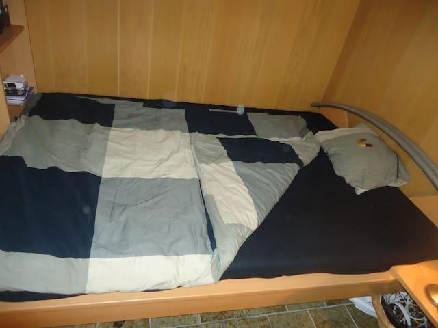 Cosy bed 15min to Hanover fair - Lehrte - Ház