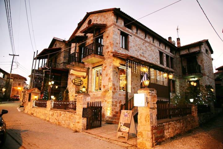 ΦΙΛΟΞΕΝΙΑ 1 - Agios Athanasios - Bed & Breakfast