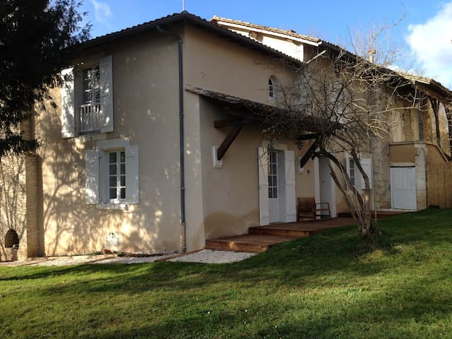 Maison ancienne rénovée - Annesse-et-Beaulieu - Huis