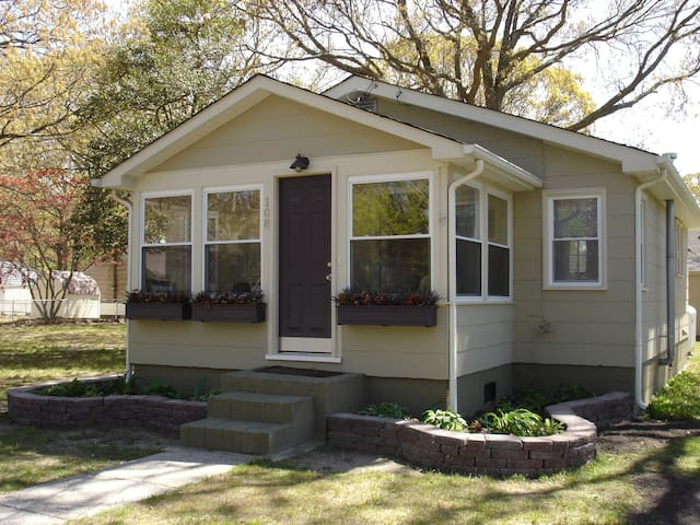 Charming Cottage Close to Beach!  Dog friendly! - Lower Township - Casa