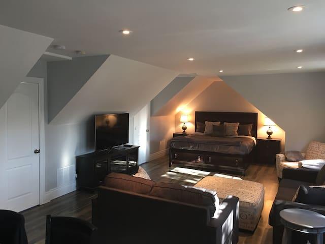 Niagara on the Lake loft/apartment - Niagara-on-the-Lake - Apartamento