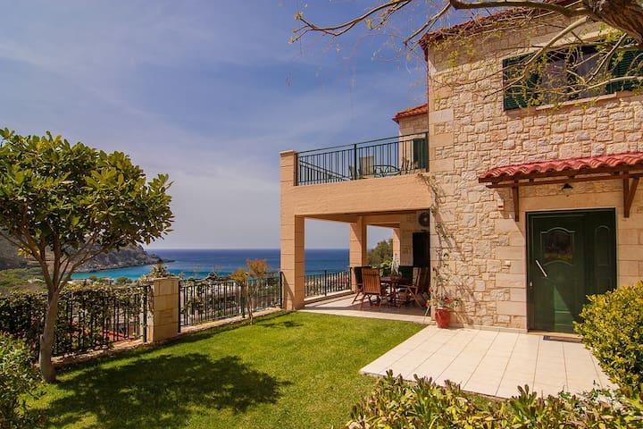 West Crete holiday villa with private pool - La Canea - Villa
