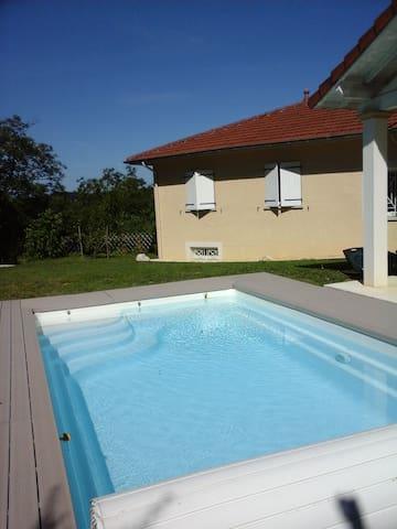 Maison dans le parc du vercors - Sainte-Eulalie-en-Royans - Casa