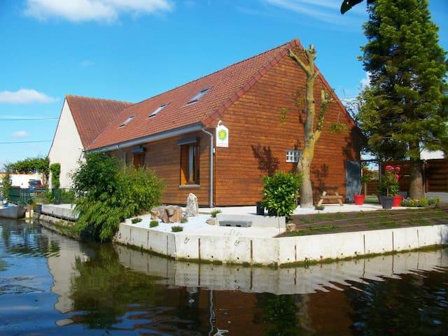 Gite de la petite Meer - Saint-Omer - Casa